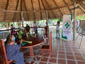 Hospital de Nazareth, adelanta proyecto de gestores comunitarios para atender población Indígena Wayuu