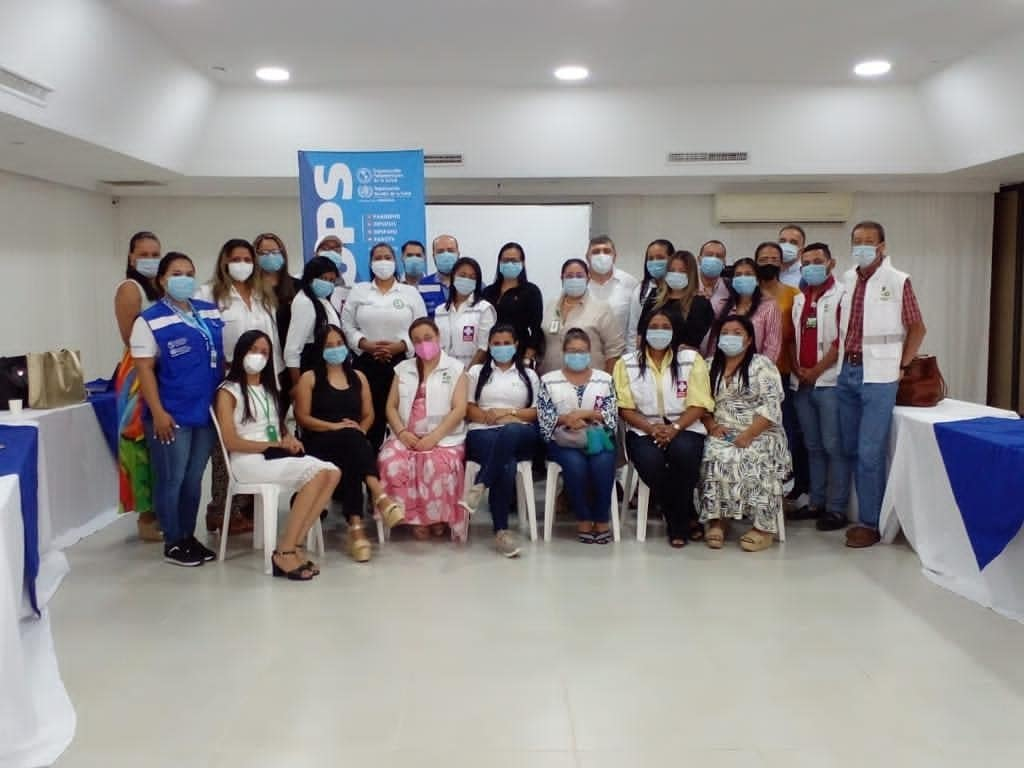 Hospital de Nazareth participó  de la capacitación valoración de condiciones esenciales para servicios de salud liderada por la Secretaría de Salud Departamental.