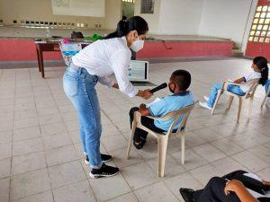 En el marco de la semana andina,  el Hospital de Nazareth a través del Plan de Intervenciones Colectivas Municipal